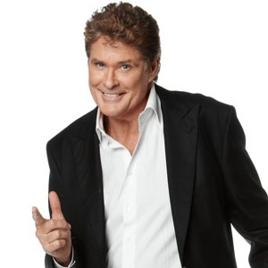 The Hoff (not Capt. Douche, but a good stand-in)