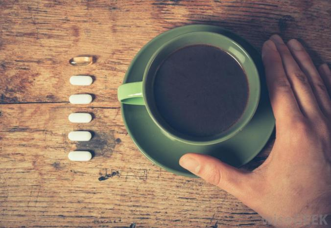 coffee-and-pills